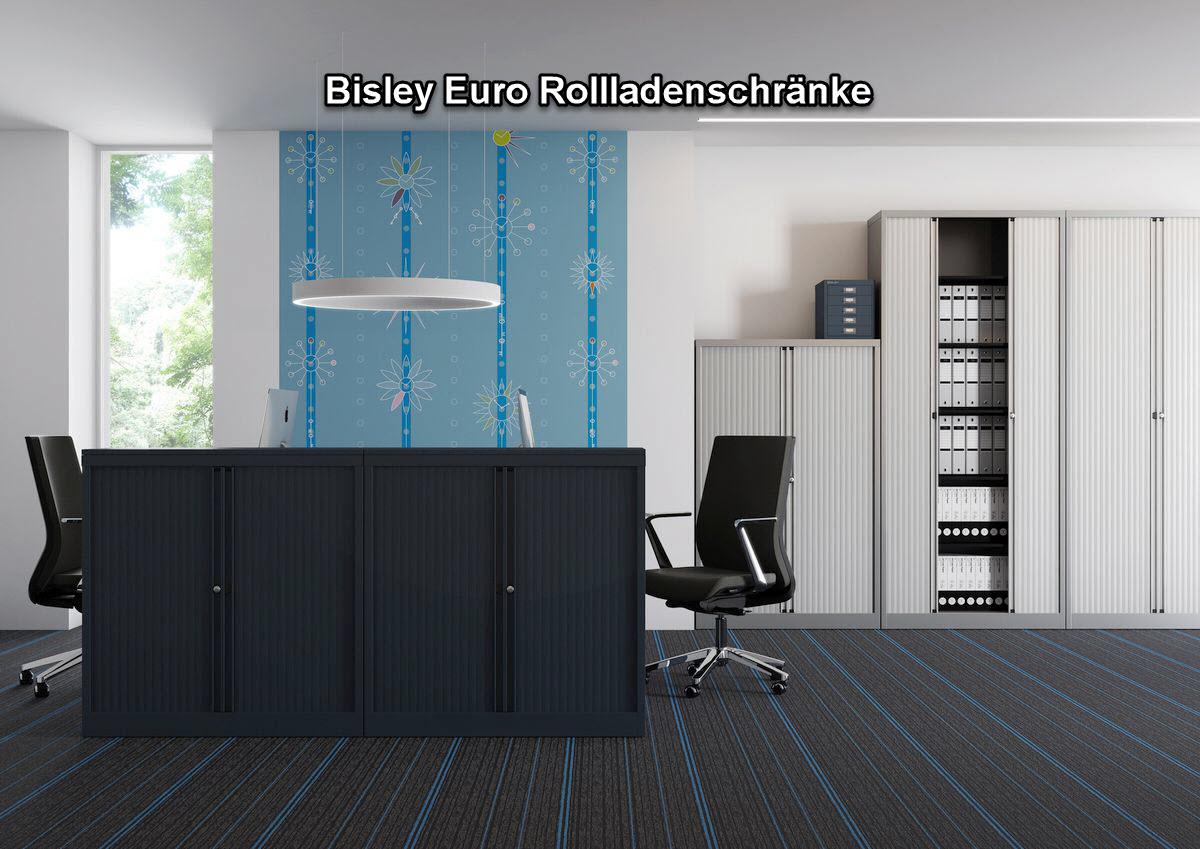 Bisley-Online - Euro Rollladenschrank, Bisley